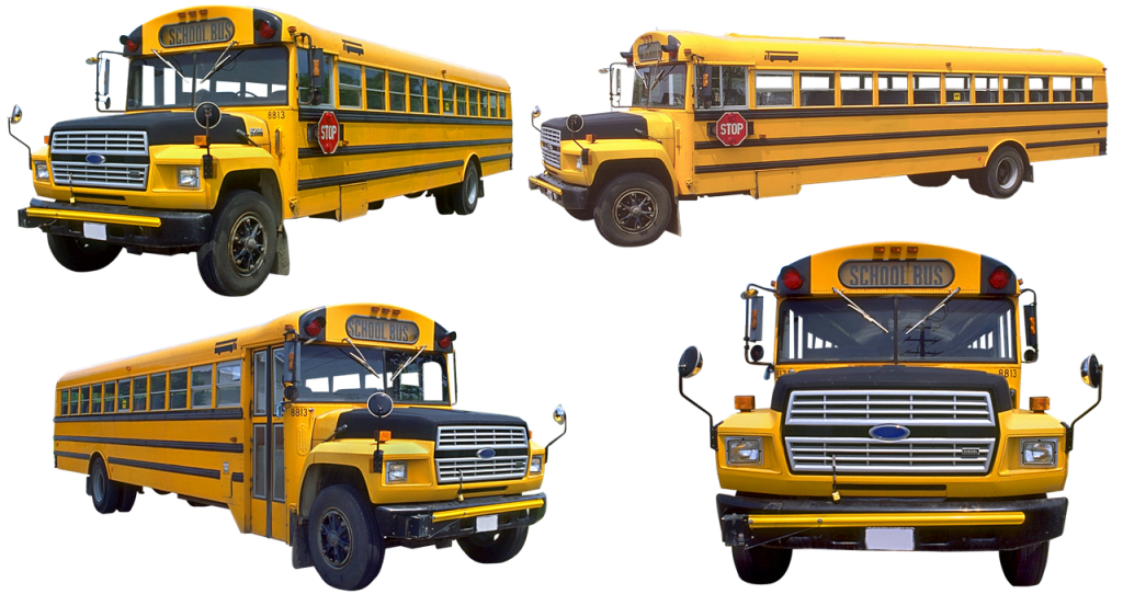 school bus dream meaning