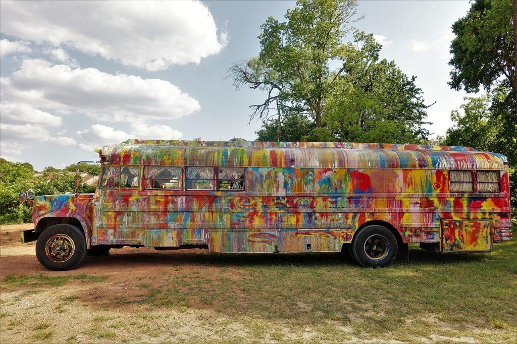 dream missing bus