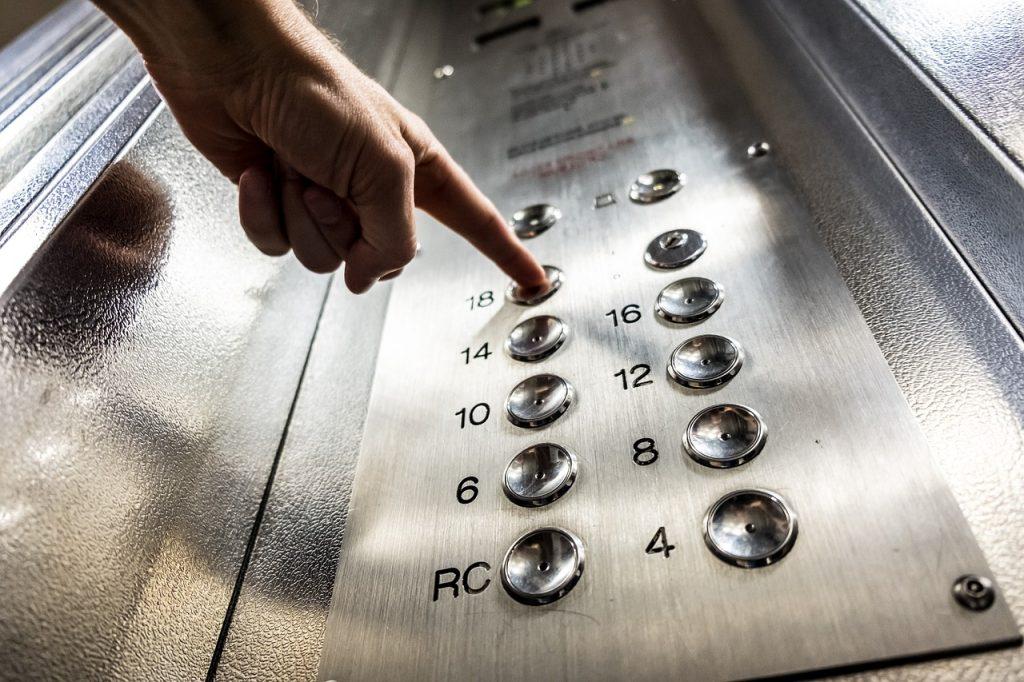 dream fall elevator