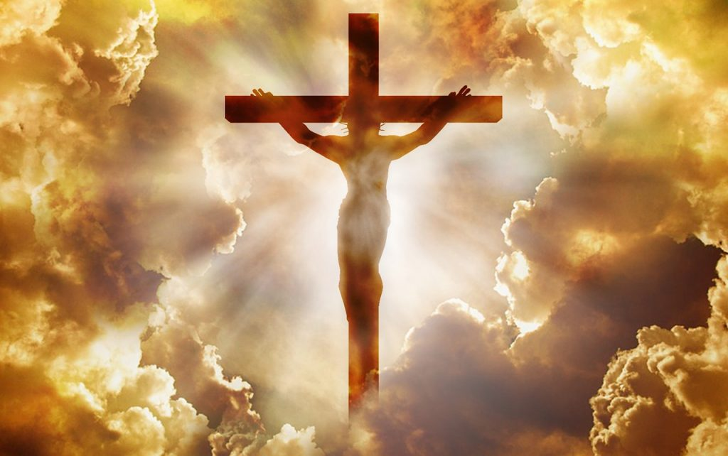 dream jesus cross