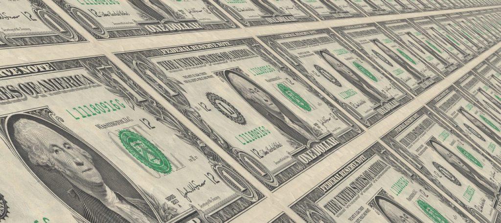 dream money interpretation