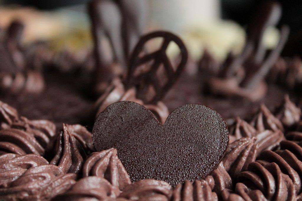 dream eating Chocolate