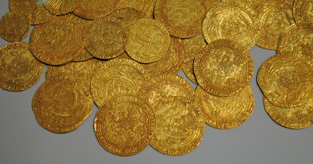 coin dream meaning