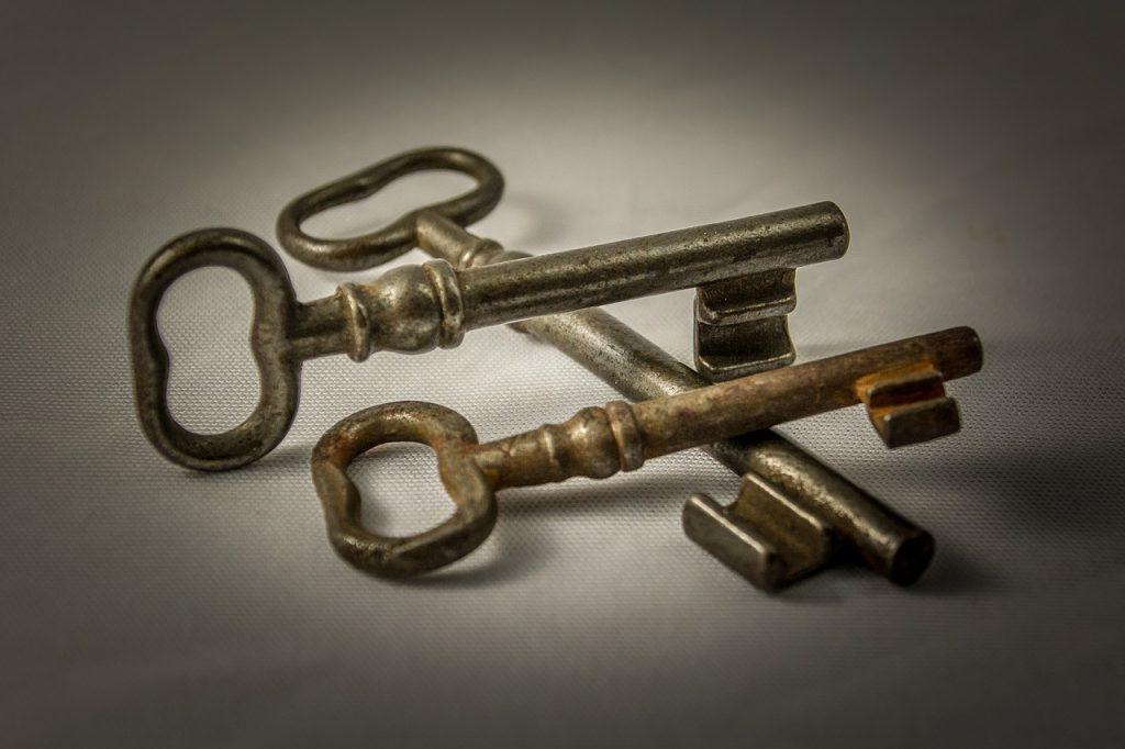 dream bunch of keys