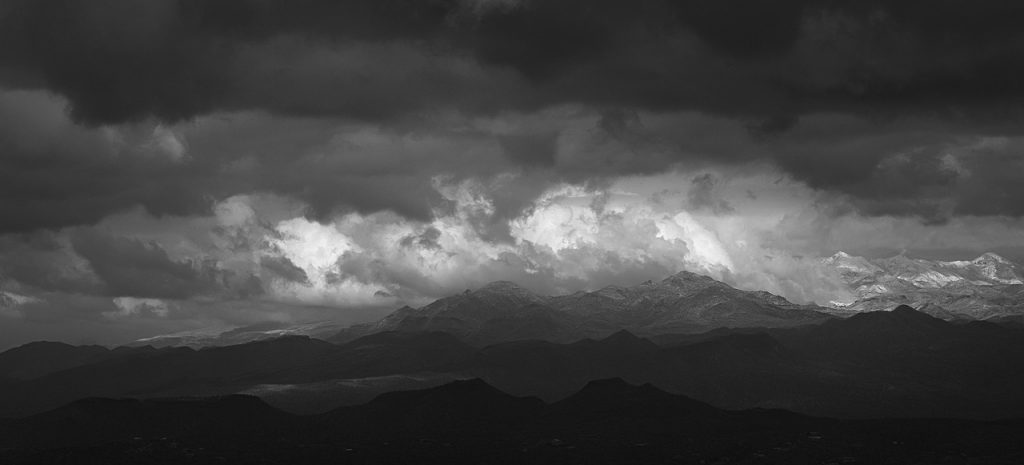 dream rain storm