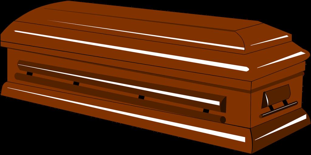 casket dream interpretation