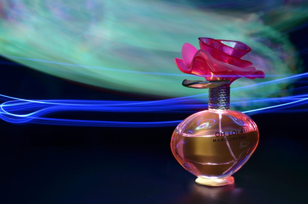 perfume dream interpretation