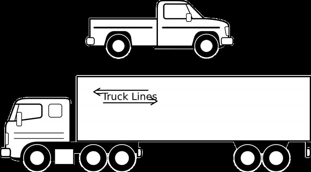 dream of pickup truck