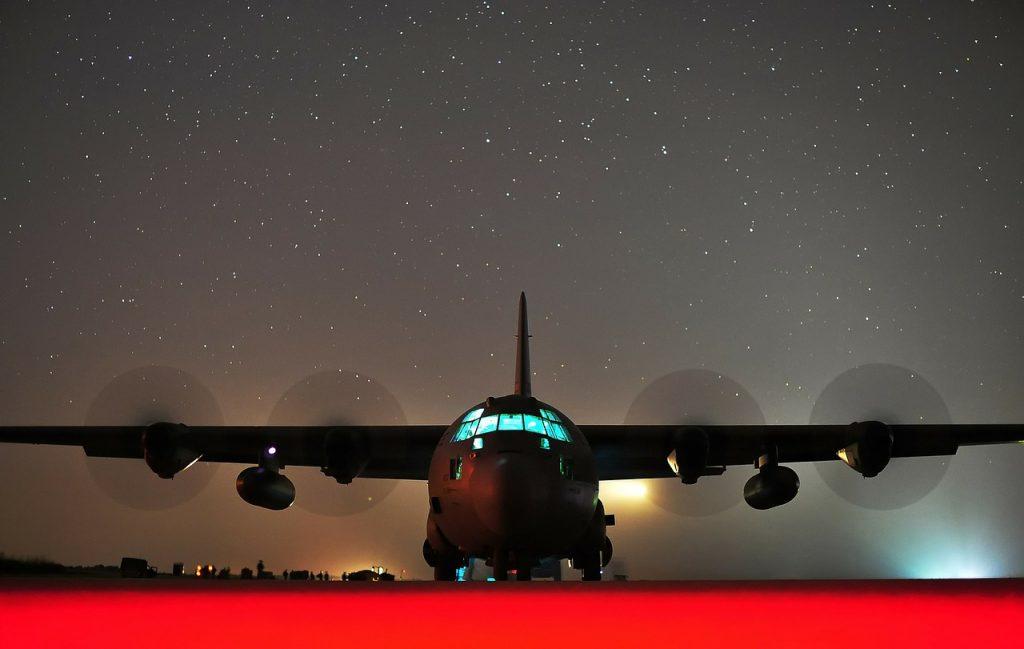 Airplane dream interpretation