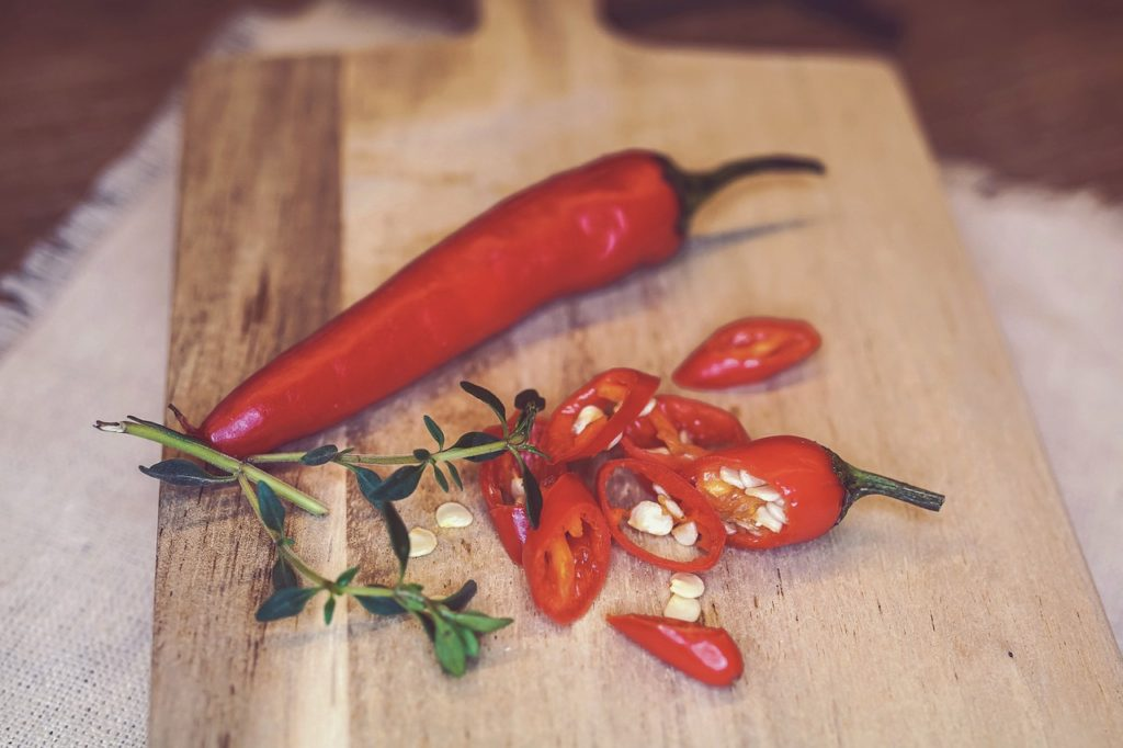 Chili Sauce Dream Interpretation