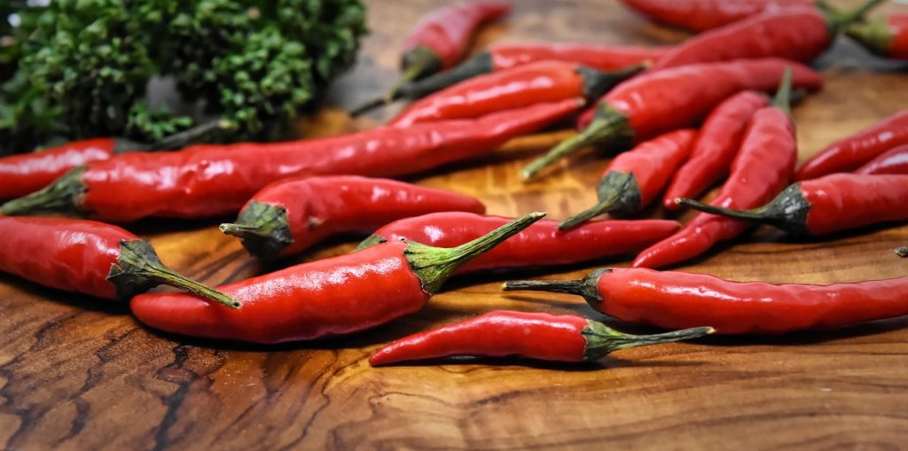 red chili dream meaning