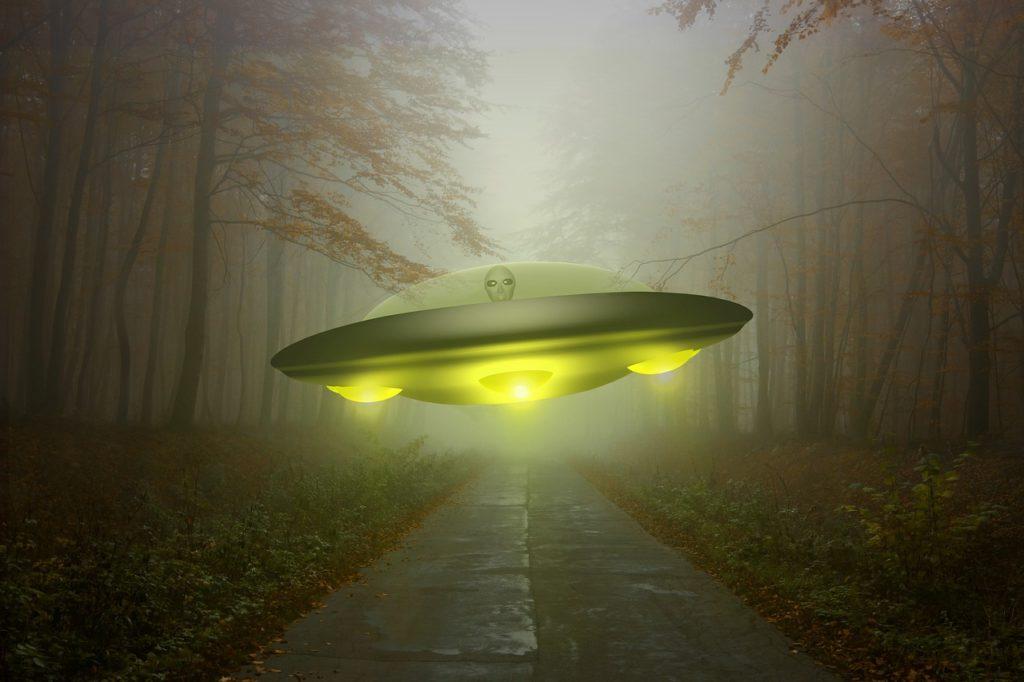 Flying Saucer Dream Interpretation