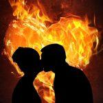 kissing dream interpretation