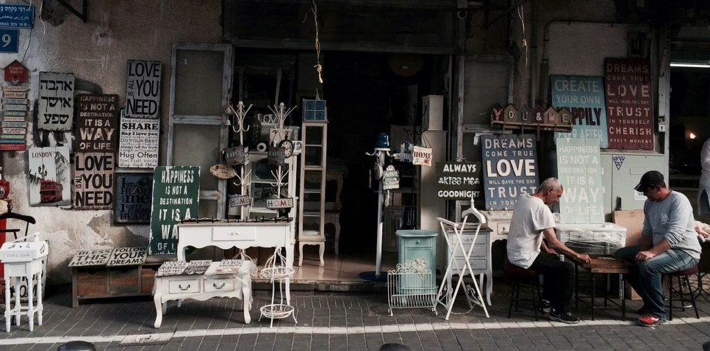 Shop Dream Interpretation