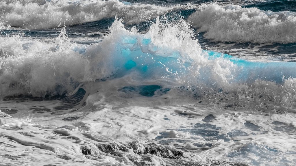 Ocean Waves Dream Interpretation