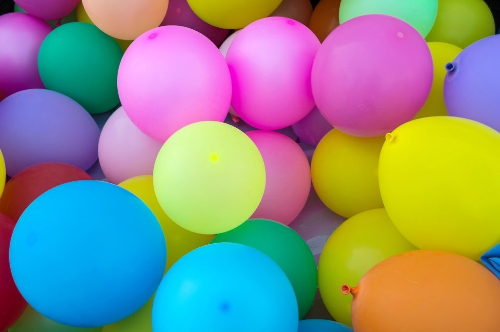 dream buying balloon