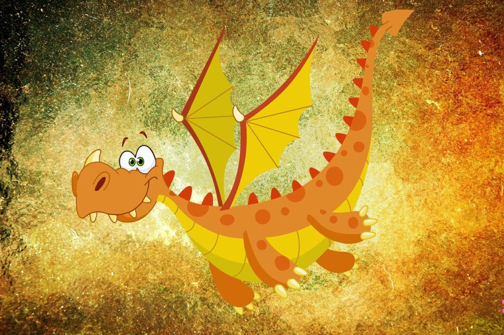 Dragon Dream Interpretation