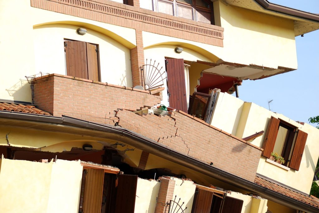 Earthquake Dream Interpretation