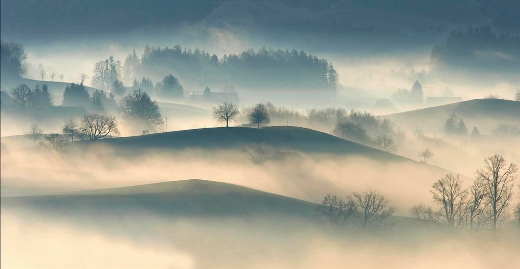 Fog Mist Dream Interpretation