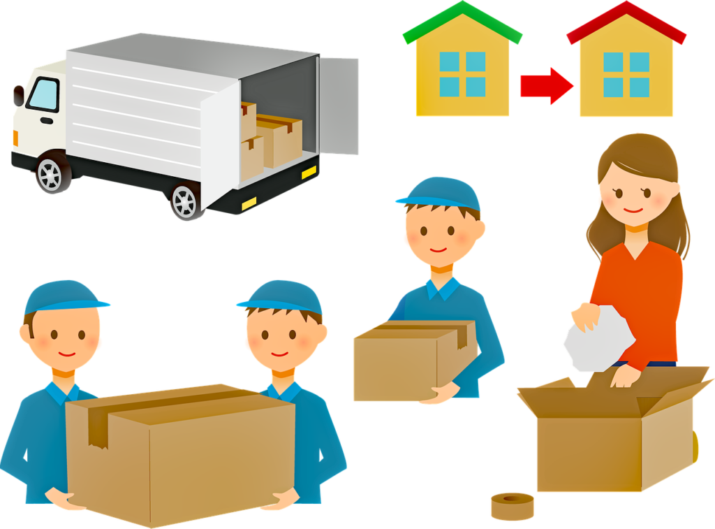 Dream Interpretation Of Moving House