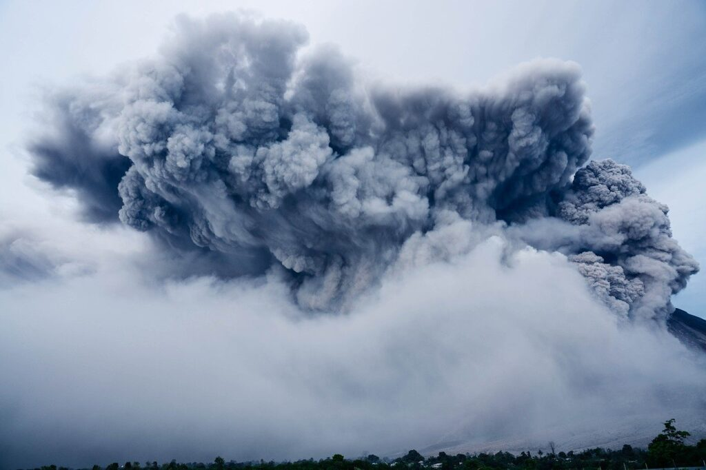 Volcano Dream Interpretation