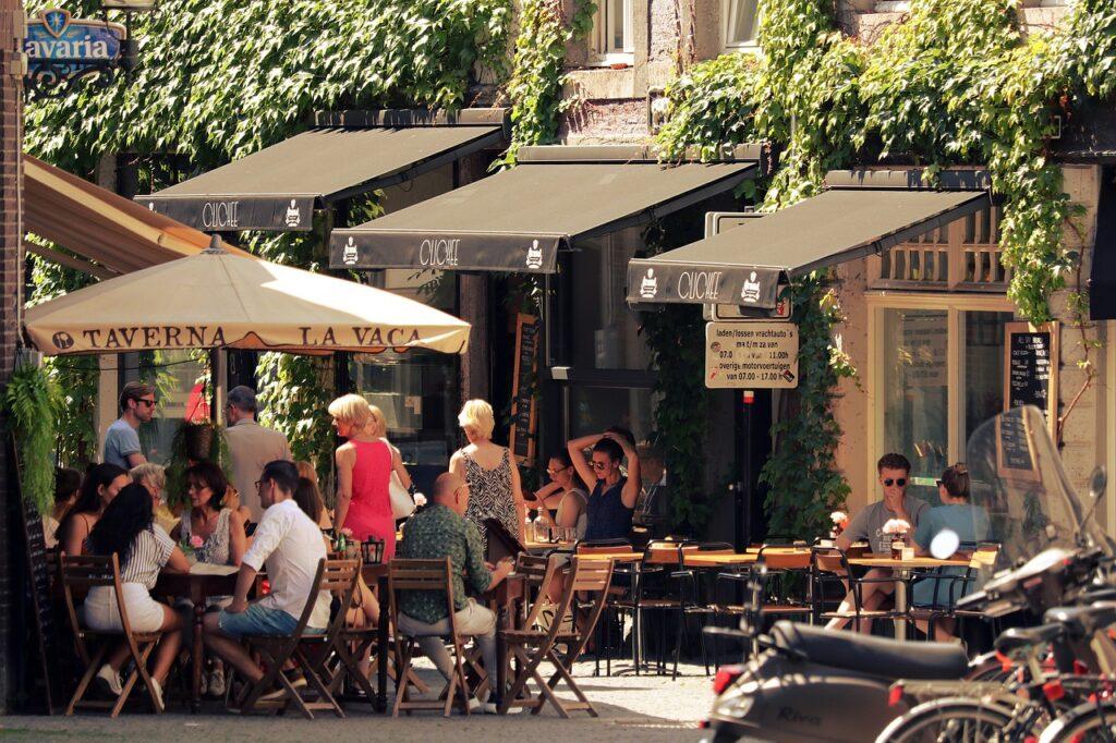 Cafe Dream Interpretation