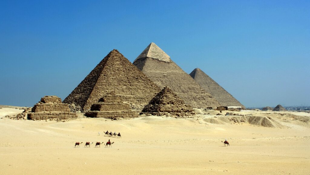 Pyramid Dream Interpretation