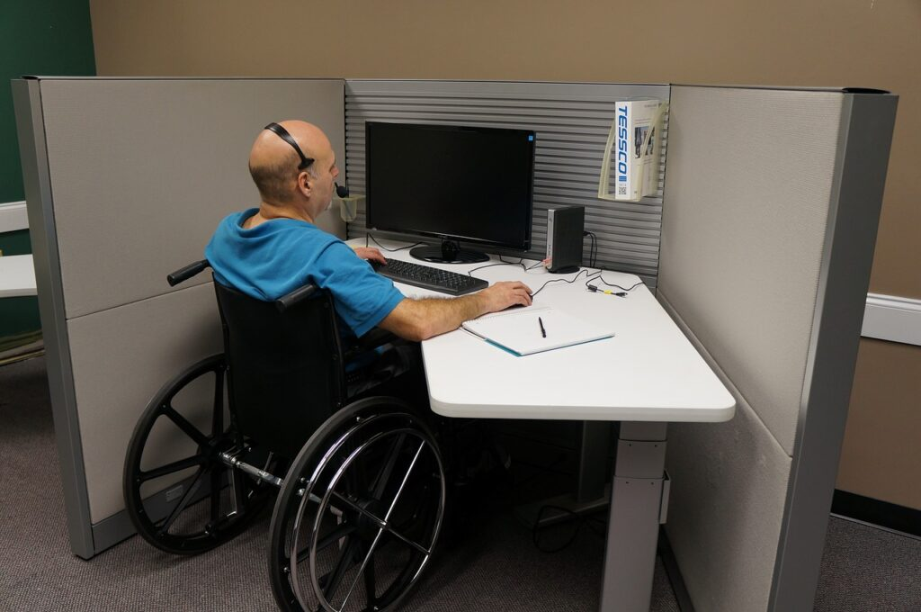 Disabled Person Dream Interpretation