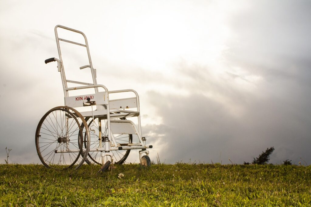 Wheelchair Dream Interpretation