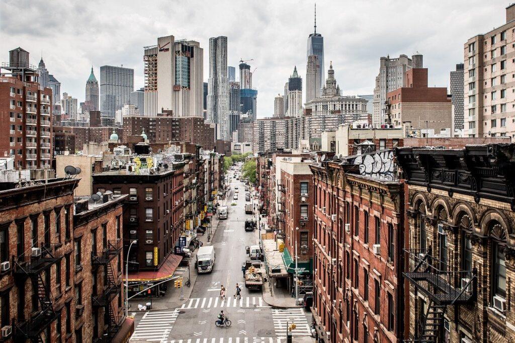 City Dream Interpretation