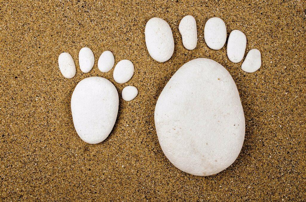 Footprint Dream Interpretation