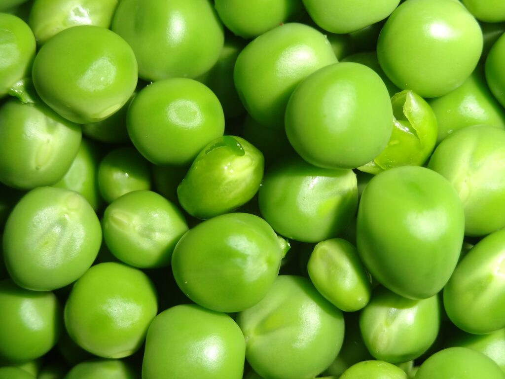 Peas Dream Interpretation