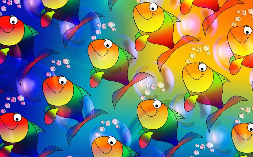 Dream Interpretation Of Colorful Fish