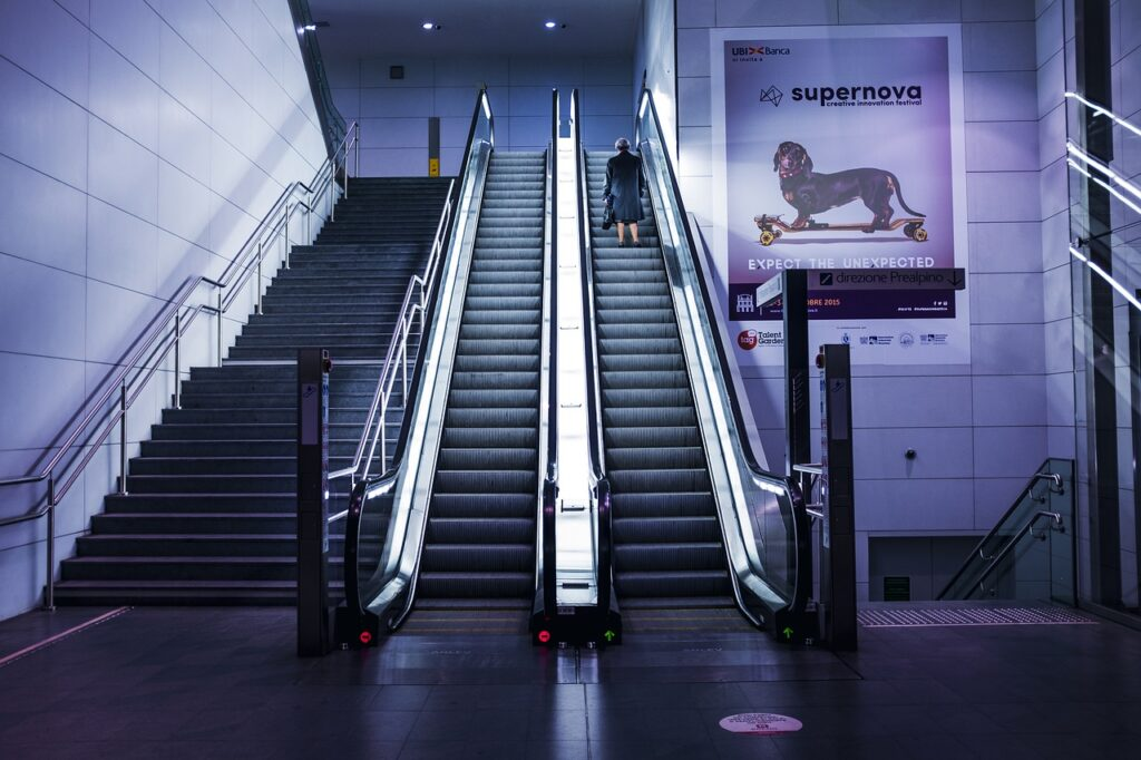 Escalator Dream Interpretation