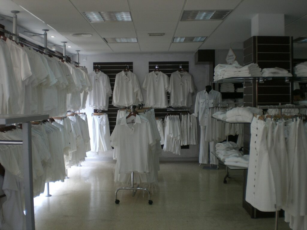 White Shirt Dream Meaning